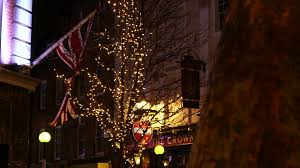 lights and union jack free stock video footage download clips