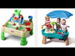 water table for 1 year old top 5 best water table for 2018 youtube