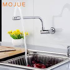 Cheap Kitchen Sink Faucets by Online Get Cheap Wall Mount Kitchen Sink Faucet Aliexpress Com