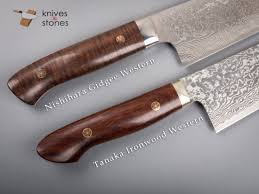 takeshi saji diamond damascus r2 gyuto 210mm ironwood handle