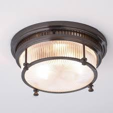 flush mount ceiling fixtures fresnel glass industrial flush mount ceiling light shades of light