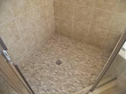 Bathroom Shower Floors Best Tile For Shower Floor Home Design