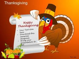 powerpoint thanksgiving template gavea info