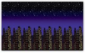 cityscape backdrop partycheap
