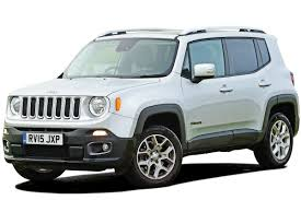 cadillac jeep jeep renegade suv review carbuyer