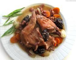 recette cuisine lapin recette lapin à la flamande cahier de cuisine