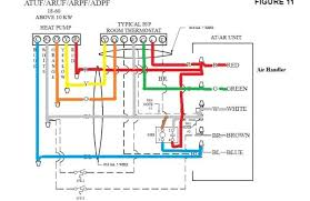 5 wire thermostat schematic 5 wire thermostat wiring diagram