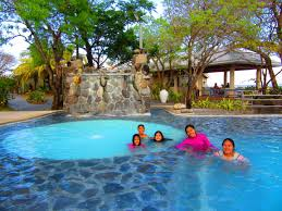 antulang beach resort dumaguete infinity pool dongs travels the