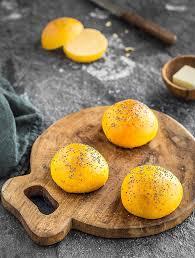 sweet potato dinner rolls as easy as apple pie