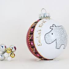 First Christmas Personalized Ornaments - best customized baby christmas ornament products on wanelo