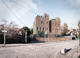 bureau de change vitry sur seine urbain durand deux immeubles d habitat participatif à vitry