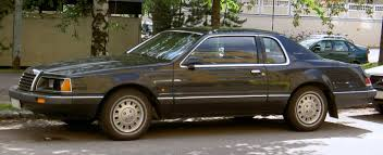 1992 Ford Thunderbird Ford Thunderbird 1983 Photo And Video Review Price