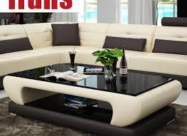 Glass Table Ls Modern Center Table Designs For Living Room Glass Center