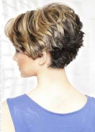 front and back pictures of short hairstyles for gray hair short haircuts for women over 50 front and back view google