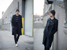 double breasted wool coat by french connection men s fashion