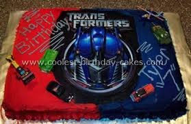 transformers birthday cakes coolest transformers cake ideas and decorating tips
