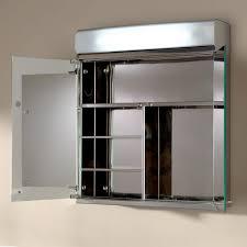 Bathroom Mirror Cabinets With Light by Interior Design 15 Lighted Medicine Cabinet With Mirror Interior