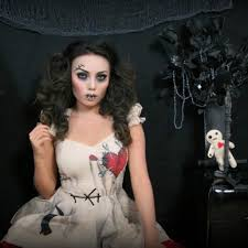 Creepy Doll Halloween Costume 10 Costume Ideas Images Halloween Stuff