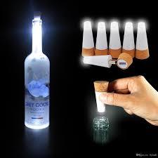 cork shaped rechargeable bottle light best originality light cork shaped rechargeable usb bottle lights