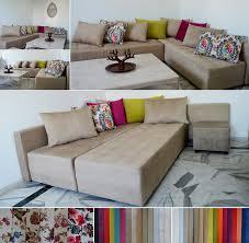 canapé lit tunis salon d angle convertible 2 en 1 canapé lit avec un grand choix