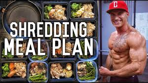 beach body shredding diet meal by meal full meal plan youtube