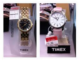 timex black friday deals rare 10 off two timex watches printable coupon walmart deal