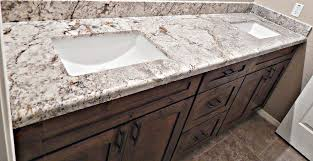 Bathroom Granite Countertops Ideas by White Spring Stonemastersincnet Granite Countertops Ideas