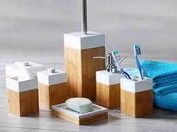 bambus badezimmer bambus badezimmer set 7 teilig retoure 10 statt ca 40