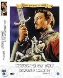 Knights Of The Round Table 1953 Les Chevaliers De La Table Ronde 1953 Guenièvre Et Lancelot