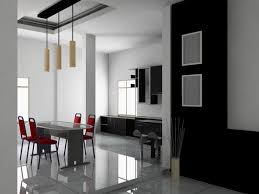 modern dining room design ideas of wallpaper minimalist decorating
