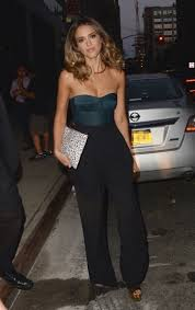 ballerific fashion jessica alba wearing chris gelinas fall 2014