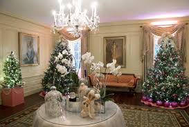 the obamas u0027 final white house holiday decorations are next level
