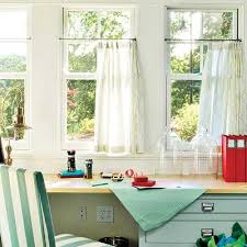 Curtains For Kitchen Window by 43 Best Cafe Curtains For Kitchen Images On Pinterest Cafe