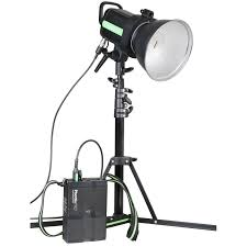phottix indra500 ttl studio light with battery pack kit