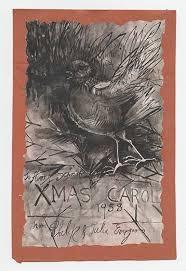artists u0027 homemade christmas cards arts u0026 culture smithsonian