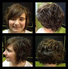 stacked bob haircut pictures curly hair the 25 best curly stacked bobs ideas on pinterest short perm