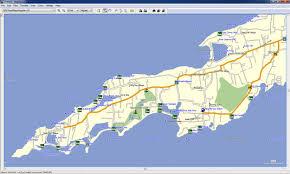 Hunting Gps Maps Anguilla Gps Map For Garmin Gpstravelmaps Com