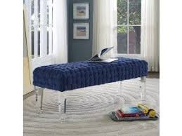 Blue Bedroom Bench Best 25 Contemporary Bedroom Benches Ideas On Pinterest Modern