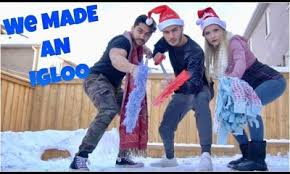 Challenge Water Wrong Boiling Water Becomes Snow In Canada Experiment Desivloggers