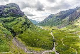 postcards from glencoe scotland earth trekkers