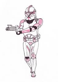 star wars troops drawing pictures to pin on pinterest pinsdaddy