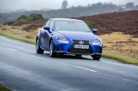 lexus map update uk company car today test drive review lexus is300h facelift