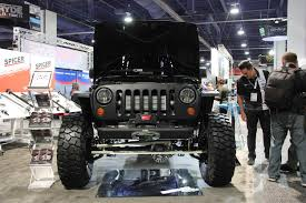 mail jeep conversion sema 2017 bruiser conversions u0027 jeep wrangler jk