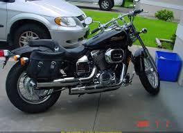 2006 honda shadow spirit 750 moto zombdrive com