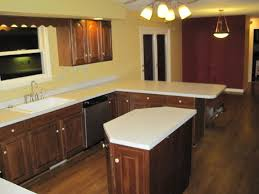 angled kitchen island designs