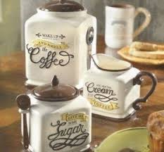 themed kitchen canisters coffee themed kitchen decor decor