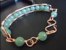 Online Jewelry Making Classes - 596 best jewelry wire bracelets and bracelet components images on
