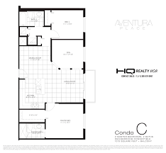 Brickell On The River Floor Plans Aventura Place Condos For Sale Aventura Miami Hq Realty