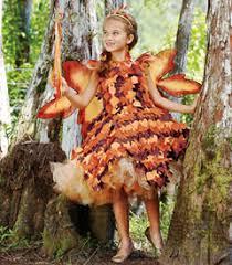 Fawn Fairy Halloween Costume Autumn Leaves Fairy Costume Evenings Lengthen