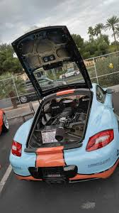 porsche beetle conversion porsche cayman with a coyote v8 update u2013 engine swap depot